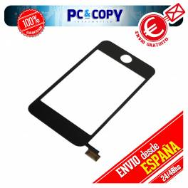 Pantalla Tactil iPod 2 2G GEN NEGRO DIGITALIZADOR TOUCH