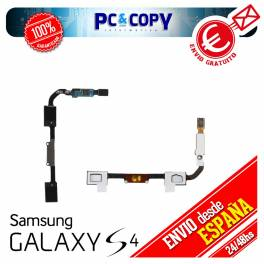 Cable Flex Boton Home sensor Button menu y volver para Samsung Galaxy S4 i9500