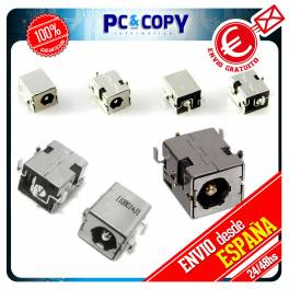 PACK 5 CONECTORES DC POWER JACK ASUS A53E A53S A53SV A53TA X54H PJ033