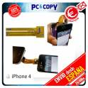 Cable Flex Extensor Tester Pantalla LCD iPhone 4 4G 4S Comprobar screen