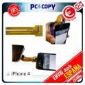 Cable Flex Extensor Tester Pantalla LCD iPhone 4 4G 4S Comprobar screen