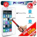 Cristal templado protector pantalla iphone 6 Y 7 plus (5,5 pulgadas)Premium 0,3mm 9H