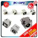 PACK 2 CONECTORES DC POWER JACK ASUS A53E A53S A53SV A53TA X54H PJ033 CONECTOR