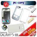 Pack especial renovación Samsung Galaxy S3 blanco Renueva tu i9300 S3 como nuevo