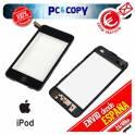 Pantalla Tactil para iPod 2 2G NEGRO DIGITALIZADOR TOUCH CON MARCO Y BOTON HOME