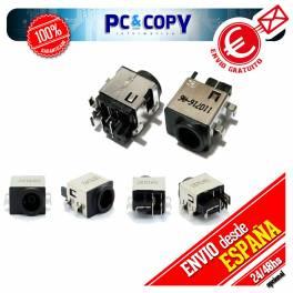 CONECTOR DC POWER JACK SAMSUNG PJ60 NB30 N128 N14 N140 N145 N148 N150 R530 R480