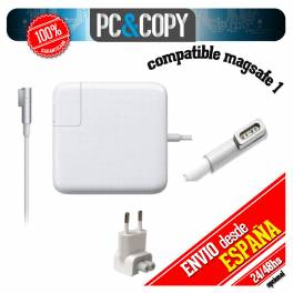 CARGADOR Apple MagSafe 16,5V 3,65A 60W MacBook COMPATIBLE Power Adapter A1344