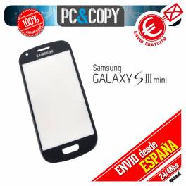 CRISTAL PANTALLA TACTIL SAMSUNG GALAXY S3 Mini i8190 TOUCH SCREEN NEGRO