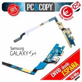 Cable Flex Dock Conector Carga/datos para Samsung Galaxy S4 GT-i9505 Micro USB