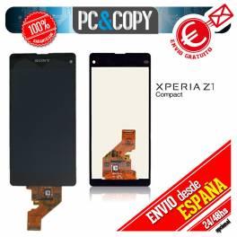 Pantalla COMPLETA LCD+TACTIL Sony Xperia Z1 compact M51w D5503 ORIGINAL NUEVA