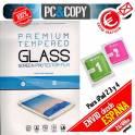 Protector cristal templado iPad 2 3 4 calidad PREMIUM en blister con toallitas