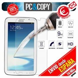 "Cristal templado protector pantalla Samsung Galaxy Tab 3 7"" Premium 0,3mm 9H"