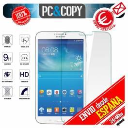 "Cristal templado protector pantalla Samsung Galaxy Tab 3 8"" Premium 0,3mm 9H"