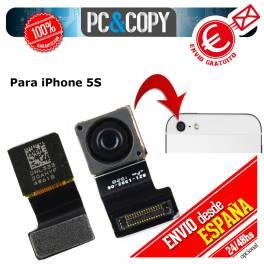 Recambio flex camara trasera fotos y video principal para iPhone 5S rear camera