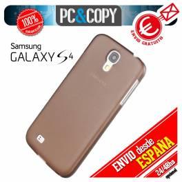 Pack 5 fundas gel TPU 100% negro para SAMSUNG Galaxy S4 GT-I9500-GT-I9505