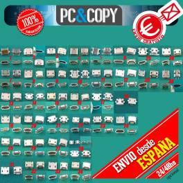36 conectores 7Pin 5Pin micro usb jack socket carga para Samsung HTC Lenovo ZTE