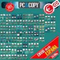 64 conectores 7Pin 5Pin micro usb jack socket carga para Samsung HTC Lenovo ZTE
