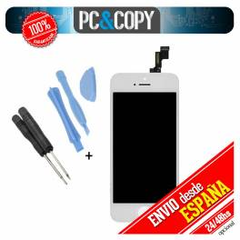 Pantalla LCD RETINA+Tactil completa para iPhone SE blanco con herramientas nueva