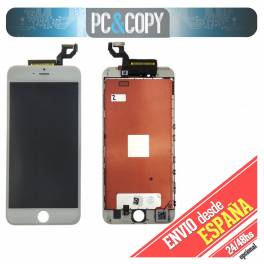 Pantalla completa LCD RETINA+Tactil para iPhone 6S Plus 5,5 blanco Calidad A++