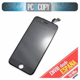 Pantalla completa LCD RETINA + Tactil iPhone 6 negro screen Calidad A++ testeada