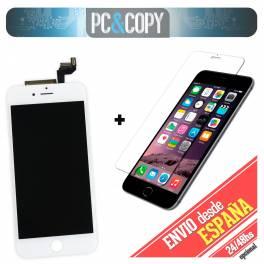 Pantalla completa LCD RETINA + Tactil iPhone 6S de 4,7 blanco Calidad A++ testeada