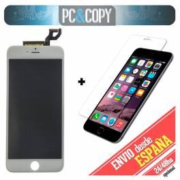 Pantalla completa LCD RETINA+Tactil para iPhone 6S Plus 5,5 blanco Calidad A++