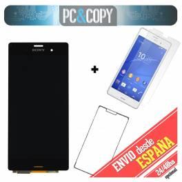 Pantalla COMPLETA LCD+TACTIL+ADHESIVO Sony Xperia Z3 D6603 D6653 D6616 D6633 New