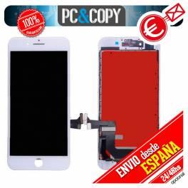 "Pantalla completa LCD RETINA + Tactil iPhone 7 Plus 5,5"" Blanca Calidad A++ testeada"