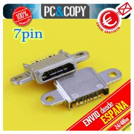 CONECTOR DE CARGA JACK SAMSUNG GALAXY S7 / S7 edge G930 / G935 Micro USB 7 pins Charging Connector