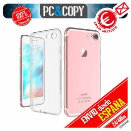 Funda gel TPU flexible transparente iPhone 7 y 8 (4.7) Ultra-thin cover silicona