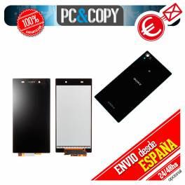 Pantalla COMPLETA LCD+TACTIL+TAPA TRASERA Sony Xperia Z1 C6902 C6903 C6906 L39H L39