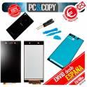 Pantalla COMPLETA LCD+TACTIL+ADHESIVO+HERRAMIENTAS+TAPA Sony Xperia Z1 C6902 C6903 C6906 L39H L39