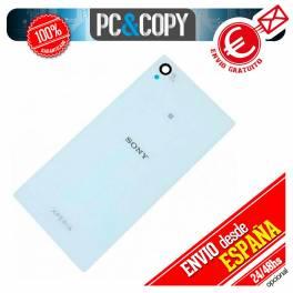 Tapa negra trasera bateria Sony Xperia Z3 Blanco D6603 D6653 D6616 D6633 D6643 Z3V