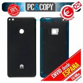 Tapa trasera bateria negra Huawei p8 lite 2017 P9 Lite 2017 Honor 8 Lite Carcasa