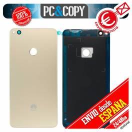 Tapa trasera bateria dorada Huawei p8 lite 2017 P9 Lite 2017 Carcasa Calidad A+