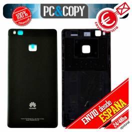 Tapa trasera bateria negra Huawei P9 lite Cubierta Carcasa Recambio Calidad A+