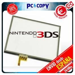 PANTALLA TACTIL PARA NINTENDO DS 3DS TOUCH SCREEN ORIGINAL