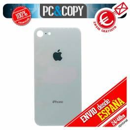 Tapa trasera iPhone 8 BLANCA Repuesto Carcasa bateria cubierta Chasis cover