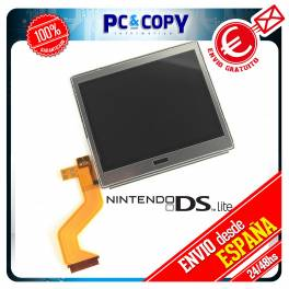 PANTALLA LCD SUPERIOR TFT NINTENDO DS LITE TOP SCREEN DISPLAY NDSL NDS