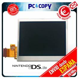 PANTALLA LCD INFERIOR TFT NINTENDO DS LITE ABAJO SCREEN DISPLAY NDSL NDS