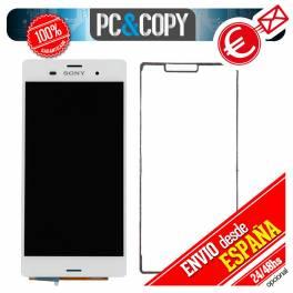 Pantalla COMPLETA LCD+TACTIL Sony Xperia Z3 D6603 D6653 D6616 D6633 D6643 Z3V
