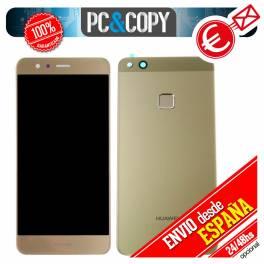 Pantalla LCD + Tapa trasera originales para Huawei P10 Lite DORADO Calidad A+