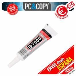 Pegamento adhesivo especial B7000 10ml pegar LCD tactil pantalla marco Moviles