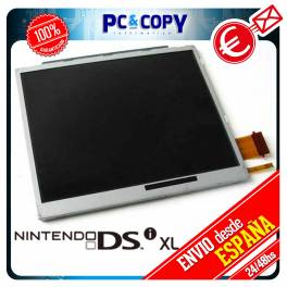 PANTALLA LCD INFERIOR PARA NINTENDO DSi XL LL ABAJO SCREEN TFT DISPLAY NDSi ORIGINAL