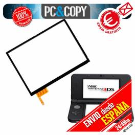 PANTALLA TACTIL PARA NINTENDO NEW 3DS TOUCH SCREEN DIGITALIZADOR ORIGINAL CALIDAD A
