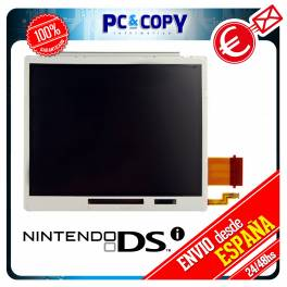 PANTALLA LCD INFERIOR PARA NINTENDO DSi ABAJO BOTTOM SCREEN TFT DISPLAY NDSi ORIGINAL
