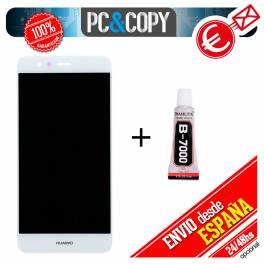 Pantalla LCD + Tactil original para Huawei P10 Lite BLANCO Calidad A+