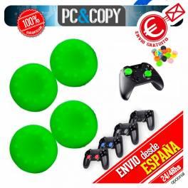 Fundas silicona joystick mando PS3 PS4 Playstation XBOX protector palancas