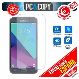 Cristal templado pantalla Samsung Galaxy J3 2017 5,0' J3 Pro 0,3mm 9H