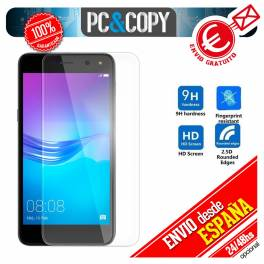 Cristal templado Protector pantalla Huawei P8 Lite 2017 Calidad 2,5D 9H 5,2''